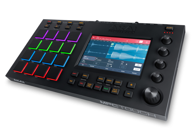 The new MPC touch